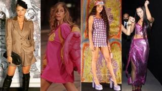 Da Martina Colombari a Dua Lipa: i look alla Milano Fashion Week