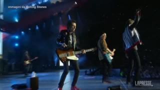 Rolling Stones, il primo concerto negli Usa dopo la morte di Watts