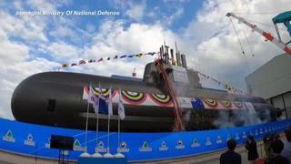 La Corea del Sud inaugura un nuovo sottomarino missilistico balistico