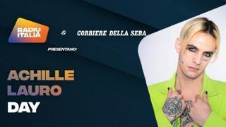 Artista Day, Achille Lauro: «Io, un brand su cui investire in Borsa» La diretta
