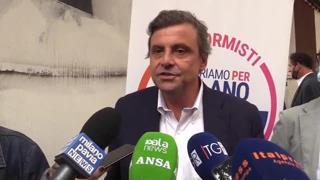 Azione, Calenda: «Rispetto Giorgetti come avversario politico»