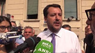 Morisi, Salvini: «Non mi pento della citofonata di Bologna»