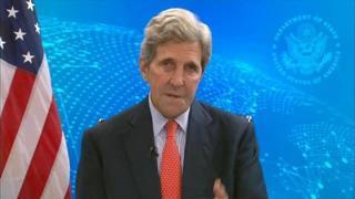John Kerry: «Cosa possiamo fare tutti insieme. Perché nessuno da solo può vincere la sfida del clima»