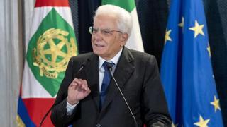 Università Bicocca, il presidente Mattarella alla cerimonia di inaugurazione dell'anno accademico