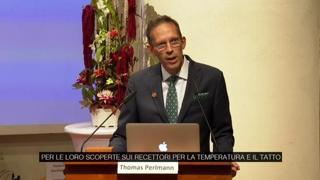 Il Nobel per la Medicina va a David Julius e Ardem Patapoutian
