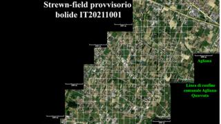 Meteorite cade in Toscana, nei campi scatta la «caccia al tesoro»