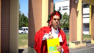Dante nel paradiso della Salute Mentale