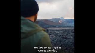 Le giacche testata in Islanda dal vulcanologo Will, inglese che ha deciso di inseguire il suo amore per scienza e natura