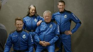 Il «capitano Kirk» andrà davvero nello spazio: la preparazione dell'attore William Shatner prima del volo