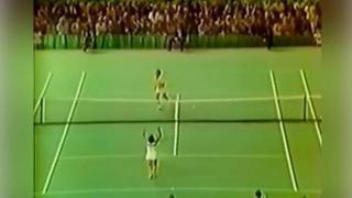 La Battaglia dei Sessi, il match point della sfida tra Billie Jean King e Bobby Riggs