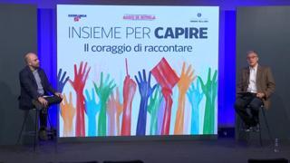 Il coraggio di raccontare: Roberto Saviano e Marco Imarisio