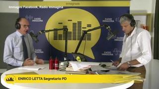 Green pass, Letta: «Il tampone gratuito è come il condono per gli evasori fiscali»