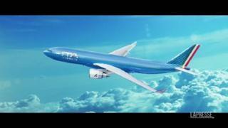Ita Airways: azzurra la nuova livrea degli aerei, come «l'Italia che vince»