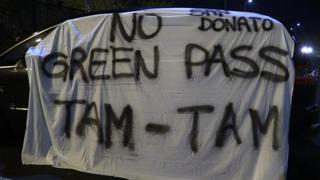 Green pass, presidio silenzioso dei lavoratori Atm a Milano