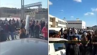 No Green pass: ad Ancona accesso al porto bloccato dai manifestanti