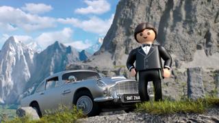 James Bond, l'Aston Martin DB5 di Playmobil