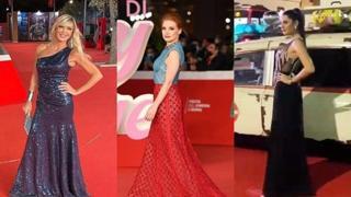 Festa del Cinema di Roma, da Matilde Brandi a Jessica Chastain: il red carpet dell'apertura