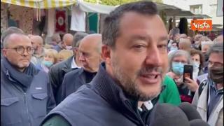 Green pass, Salvini: «Italia unico Paese dove serve certificato per lavorare»