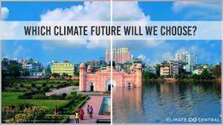 Clima, come saranno le città del futuro con l'innalzamento del mare: il video