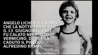 Angelo Licheri, l'eroe di Vermicino: «Mi calai nel pozzo per salvare Alfredino, ma lo sentii scivolare via»
