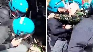 Trieste: il manifestante si sente male, poi l'abbraccio con i poliziotti