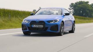 La i4 M50: potente come un'elettrica, sportiva come una Bmw | La prova