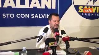 Salvini: «Sindaci eletti da una minoranza della minoranza»