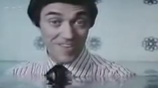 Morto Franco Cerri, quando interpretò l'«uomo in ammollo» in uno spot per il bucato