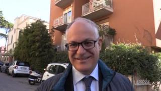 «Buongiorno Roma»: Gualtieri la mattina dopo l'elezione
