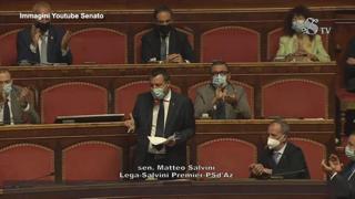 Scontri Roma, Salvini attacca Lamorgese: «Ministro, si prenda le sue responsabilità»