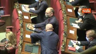 Enrico Letta torna alla Camera da deputato