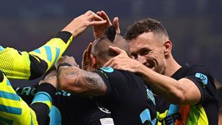 Champions, Inter-Sheriff 3-1: apre Dzeko, colpisce Vidal, chiude De Vrij. Ecco tutti i gol e le azioni