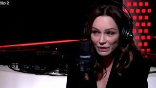 Francesca Neri: «Fare l'attrice mi ha ferito, non so se tornerò a farlo, non ora»