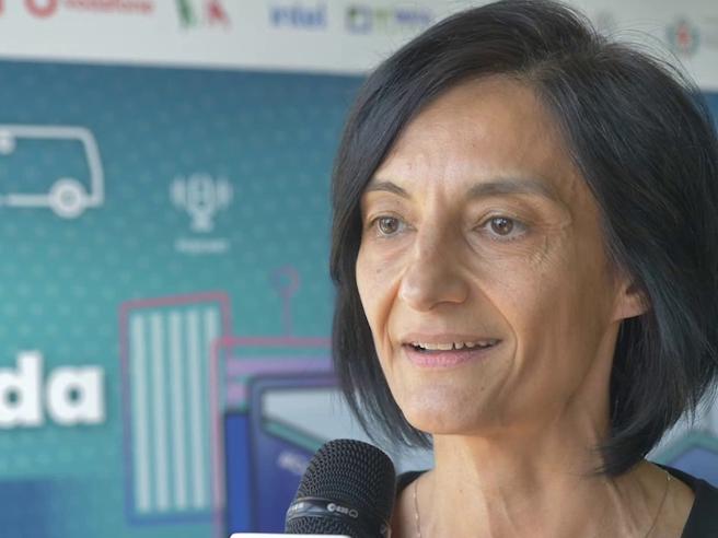 Maria Piccolo, Vodafone: «Il 5G permette di ideare grandi progetti e di realizzarli»