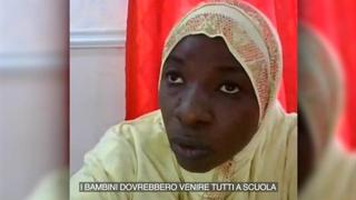 Nigeria, la maestra Salamatu: «Ho paura, ma vado a scuola per dare un futuro ai bambini»