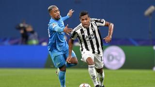 Champions, Zenit-Juventus 0-1, decide un guizzo di Kulusevski: i gol e le azioni
