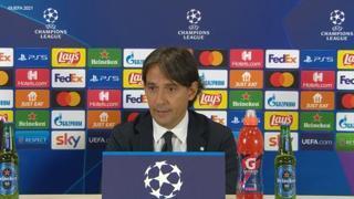 Champions League, Inzaghi: «Fatta una buona prestazione, possiamo migliorare»
