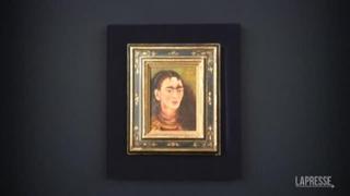 All'asta un'opera di Frida Kahlo: vale 30 milioni di dollari