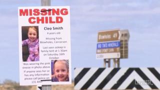 Bimba scomparsa in Australia, una ricompensa per chi fornisce informazioni