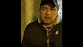 «Non venite a Trieste, è una trappola bella e grossa», il video-appello di Stefano Puzzer