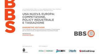 Una nuova Europa: competizione, policy industriale e tassazione
