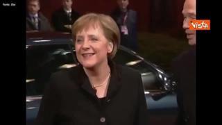 Ultimo Consiglio europeo per Angela Merkel, ecco il video che riassume le sue presenze a Bruxelles