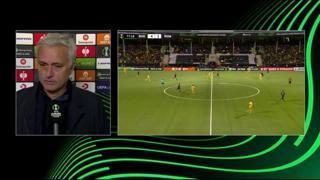 Roma, Mourinho: «La sconfitta è colpa mia. Giocherei sempre con gli stessi, troppa differenza tra titolari e non»