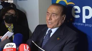 Berlusconi: «Draghi sarebbe un ottimo Capo dello Stato, ma il suo ruolo attuale porterebbe più vantaggi al Paese»