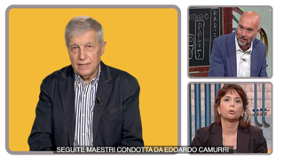 Maestri di Eduardo Camurri e un gran esempio di didattica a distanza