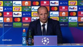 Juventus, Allegri: «Ottimo risultato, adesso ci prepariamo per l'Inter»