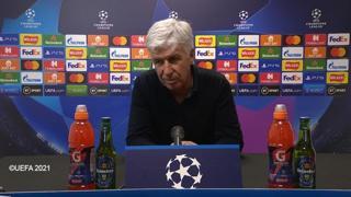 Champions League, Gasperini: «Potevamo fare il 3-1, è mancata fisicità»