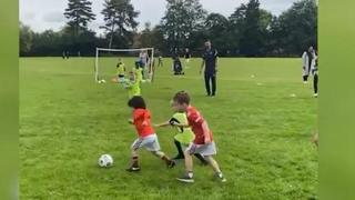 L'Arsenal punta su Zayn Ali Salman: giovane promessa di 4 anni