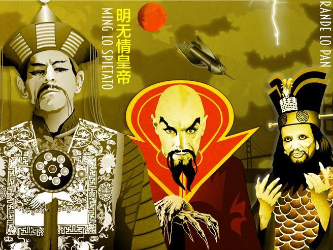 I sortilegi di Fu Manchu: alle origini del pregiudizio anticinese