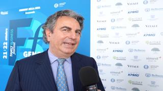 Giuseppe Costa: «I no vax non hanno fermato il porto di Genova»